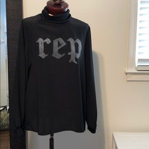 Tops - Taylor swift Halloween costume reputation tour NWT